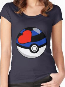 Kinky Ball! GO! Ver. 1 Women's Fitted Scoop T-Shirt