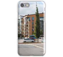 Buildings in Helsinki iPhone Case/Skin
