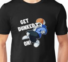 Get Dunked On UNDERTALE Sans Games Unisex T-Shirt