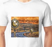 Three Oclock on the High Way to the Nether World Unisex T-Shirt