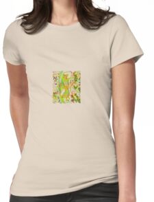 Ajlan Womens Fitted T-Shirt