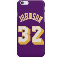 Magic Johnson iPhone Case/Skin