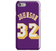 Magic Johnson iPhone Case/Skin
