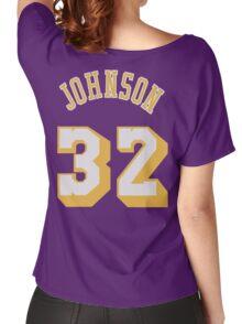 Magic Johnson Women's Relaxed Fit T-Shirt