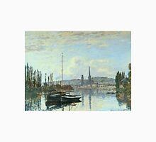 Claude Monet - View Of Rouen Unisex T-Shirt