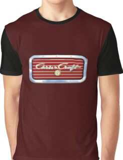 Chris Craft Vintage Boats Graphic T-Shirt