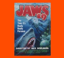 Back to the future - JAWS 19 Kids Tee