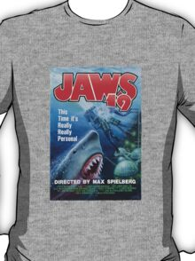 Back to the future - JAWS 19 T-Shirt