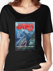 Back to the future - JAWS 19 Women's Relaxed Fit T-Shirt