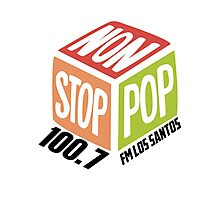 Non Stop Pop  Photographic Print