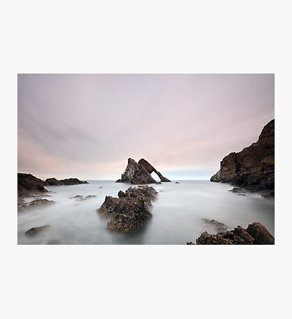 Bow Fiddle - Portknockie Photographic Print