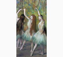 Edgar Degas - Green Dancers Unisex T-Shirt