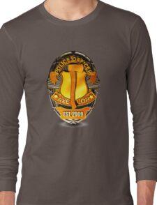 Axe Cop Long Sleeve T-Shirt