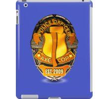 Axe Cop iPad Case/Skin