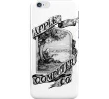 First Apple logo iPhone Case/Skin
