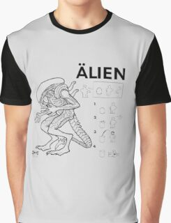 Alien Ikea Graphic T-Shirt