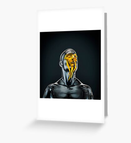 Love is the Only Gold Greeting Card