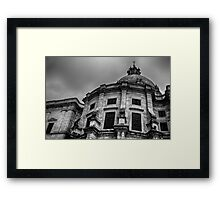 National Pantheon Framed Print