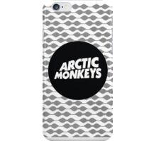 Arctic Monkey logo iPhone Case/Skin