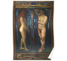 Edvard Munch - Metabolism Poster
