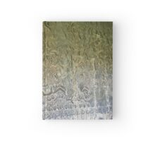 Cambodia - Siem Reap - Angkor - battle on the wall Hardcover Journal