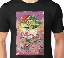 Mario Attack Unisex T-Shirt