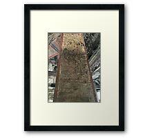 Cambodia - Siem Reap - Angkor - Khmer Steele Framed Print