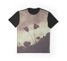 Scary Poppies Graphic T-Shirt