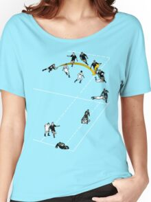 New Zealand Try 1995 - Rugby Women's Relaxed Fit T-Shirt