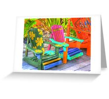Fins Up Greeting Card