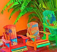 Paradise Lost by Debbi Granruth