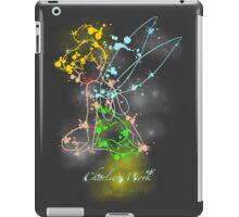 Painting tinkerbell iPad Case/Skin