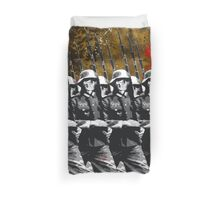dead soldiers Duvet Cover