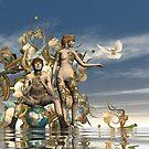 Age of Aquarius by Desirée Glanville