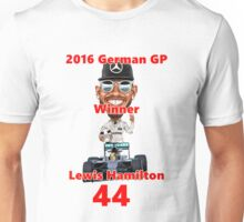 2016 German GP Winner Unisex T-Shirt