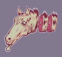 Ham Horse  Kids Tee