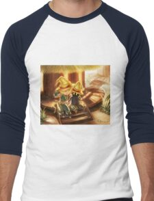 Vivi & Zidane Men's Baseball ¾ T-Shirt