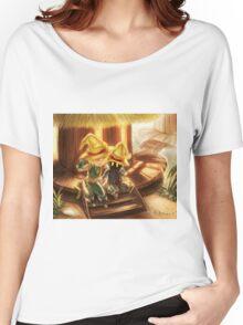 Vivi & Zidane Women's Relaxed Fit T-Shirt