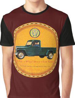 Willys one ton trucks Graphic T-Shirt