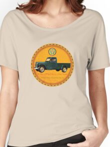Willys one ton trucks Women's Relaxed Fit T-Shirt