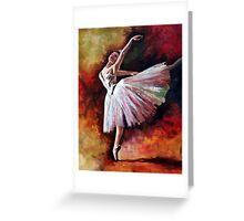Danza che Passione! Greeting Card