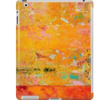 Tangerine Dream iPad Case/Skin