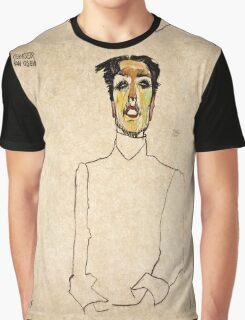 Egon Schiele - Singer Van Osen  Graphic T-Shirt