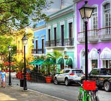 San Juan Street by Debbi Granruth