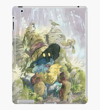 Vivi & Chocobo iPad Case/Skin