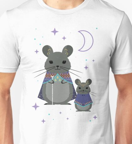 Chinchilla Mage  T-Shirt
