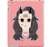 Unique demon iPad Case/Skin
