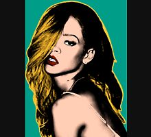 Rihanna Pop Art  Unisex T-Shirt