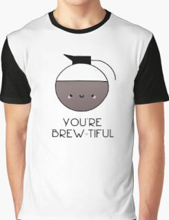 Brew-tiful Graphic T-Shirt