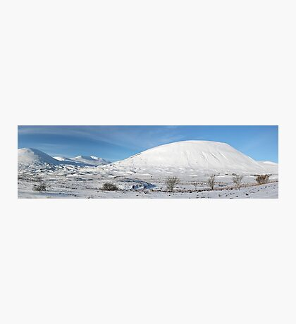 Pass of Drumochter  Photographic Print